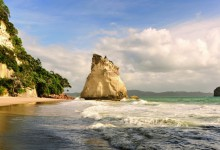 August 2013 - Cathedral Cove/Coromandel Halbinsel