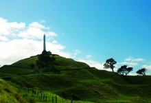 November 2013 - One Tree Hill, Auckland